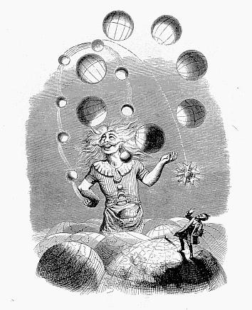 Grandville: Un Autre Monde. Juggler of Universes