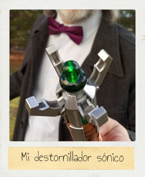 Destornillador sónico del Doctor (Who)