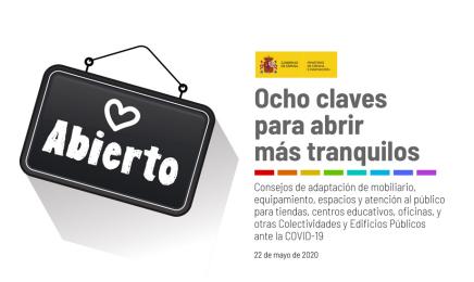 Gobierno de España: 8 claves para abrir más tranquilos